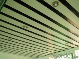Aluminum Lay-in Ceiling Metal  Ceiling  Aluminum  False  Ceiling