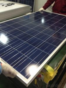 Polycrystalline Solar Panels-155W-Apply to Small Solar System