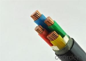 0.6/1kv Halogen-free Low Smoke Low Toxicity Flame Retardant Power Cable