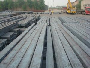 Steel Bloom/Billet Manufactured by Blast Furnace