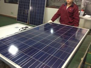 Polycrystalline Solar Panels-145W-Apply to Small Solar System