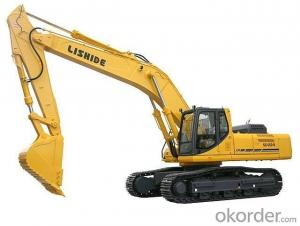 Crawler Excavator  27t  with Cummis Enging Se270