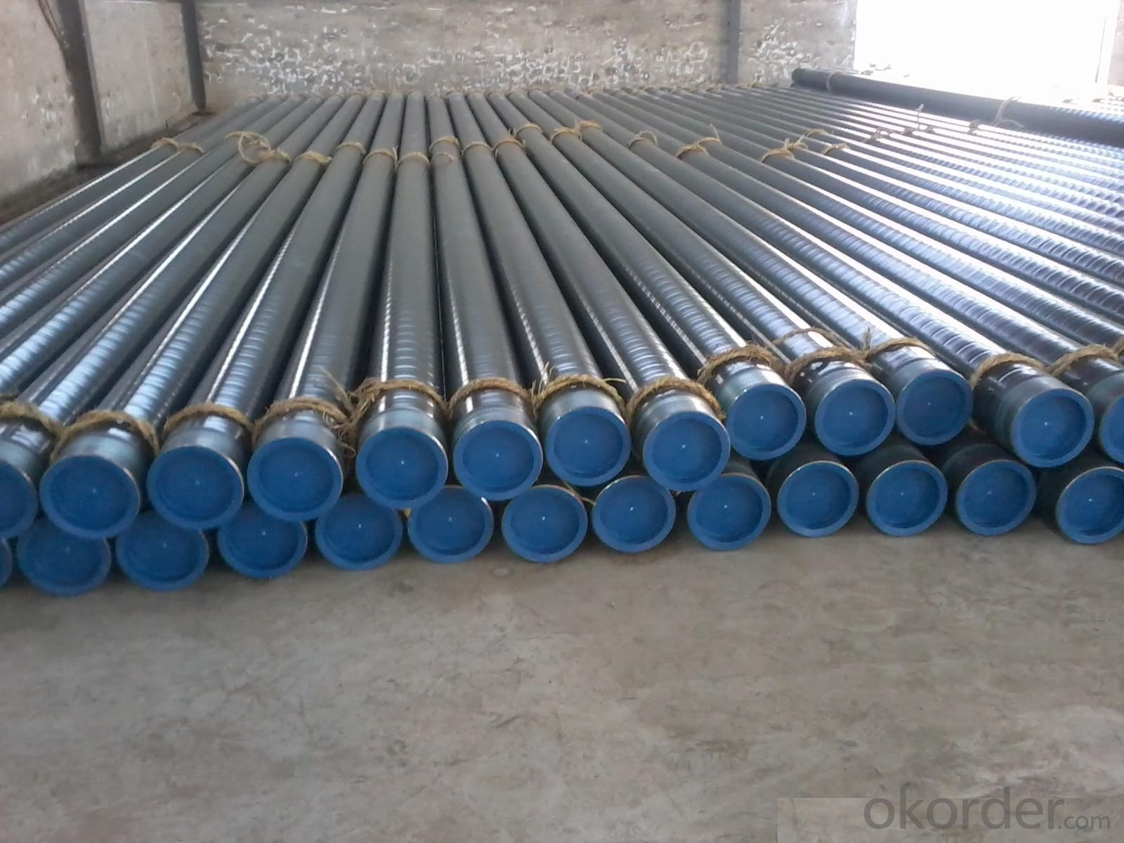 Seamless Steel tube production from china top supplier