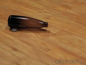5mm Click System Carpenter Handscrape Beech Vinyl Flooring DS7091