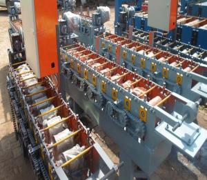 Steel Tile Roll Forming Machine in Good Shape