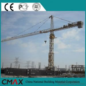 TC5613 8T Dubai Tower Crane with CE ISO Certificate