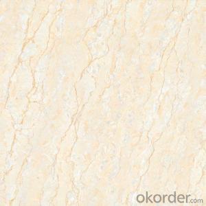 Polished Porcelain Tile Natural Stone Serie White Color NS6003/004