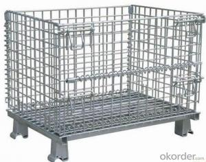 Foldable Cages / Portable Cages / Q235 Material / Q345 Material