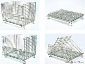 Q235 Foldable Cages / Q 235 Portable Cages