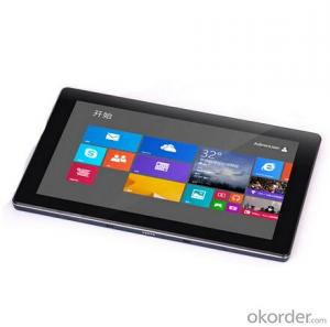 10.1 inch Tablet PC Z373F Quad Core Front Camera 2.0MP and Rear Camera2.0MP Windows8.1 System