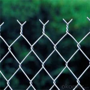Chain Link Wire Mesh Galvanized Wire Mesh Hot Seller 40*40mm,