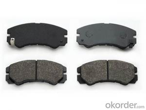 Car Parts Brake Pads/Brake Linling for NISSAN