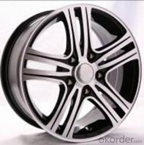 Aluminium Alloy Wheel for Best Pormance No. 227