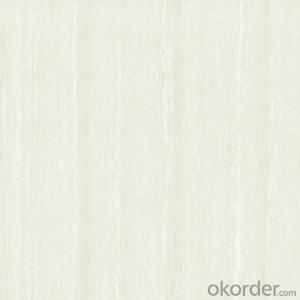 Polished Porcelain Tile Natural Stone Serie White Color NS6001