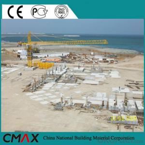 TC5013A 6T Self Erecting Tower Crane with CE ISO Certificate