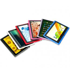 Tablet PC 7 inch Android Tablet PC Support 3G Network Card and WiFi