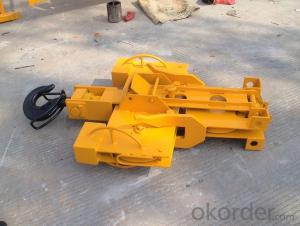 Luffing Jib Tower Crane for Building Hot Sale