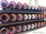 Tubo de hierro dúctil hecho en China DN100-DN800 EN545 para suministro de agua.