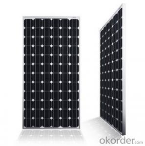 Monocrystalline Solar Panel CNPV-210w High Performance 72 Cell