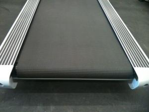 PVC Conveyor Belt Treadmill Belt 2mm Black Diamond