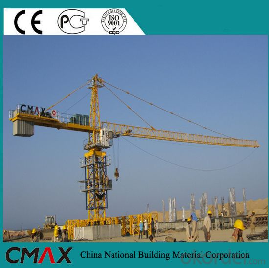 TC5613(QTZ80) Topkit/Inner-Climbing Cheap Price of Tower Crane