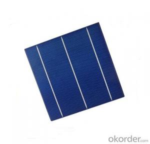 Monocrystalline Solar Cell 156mm*156mm±0.5mm