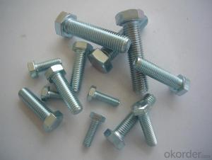 Bolt DIN933 M20*150  HEX NUT on Hot Sale Now