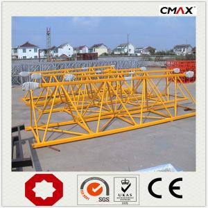 Tower Crane provide stepless speed regulation