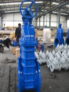Trunnion Ball Valve For Gas Pipeline System