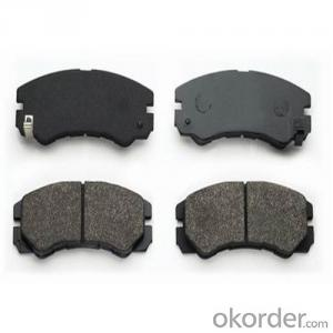 High Quality Auto Parts Brake Pads /Brake Linling
