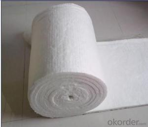 Ceramic Fiber Blanket 1260 Fireproof Insulation
