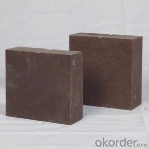 Fused-Rebonded Magnesia Chrome Bricks, Refractory Bricks