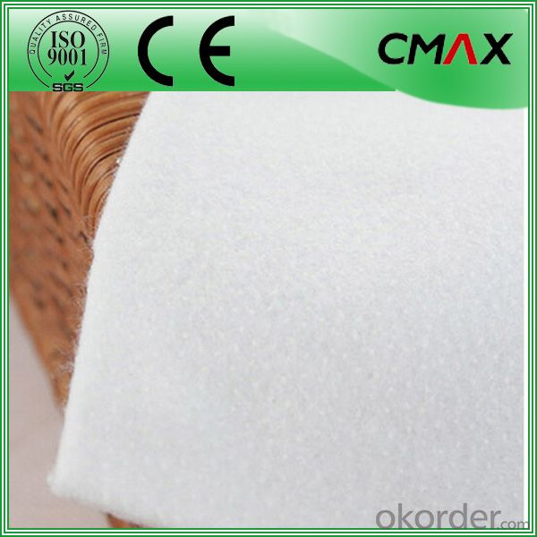PP Woven Geotextile High Tensile Strength