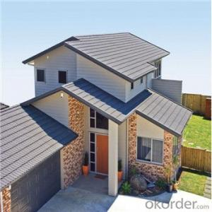 Stone Coated Metal Roofing Tile High Quality Best Seller New