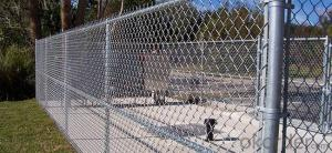 Football Filed Elasticity Chian Link Mesh Fence