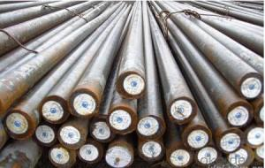 Grade 30MnVS6 CNBM Forged Alloy Steel Round Bar