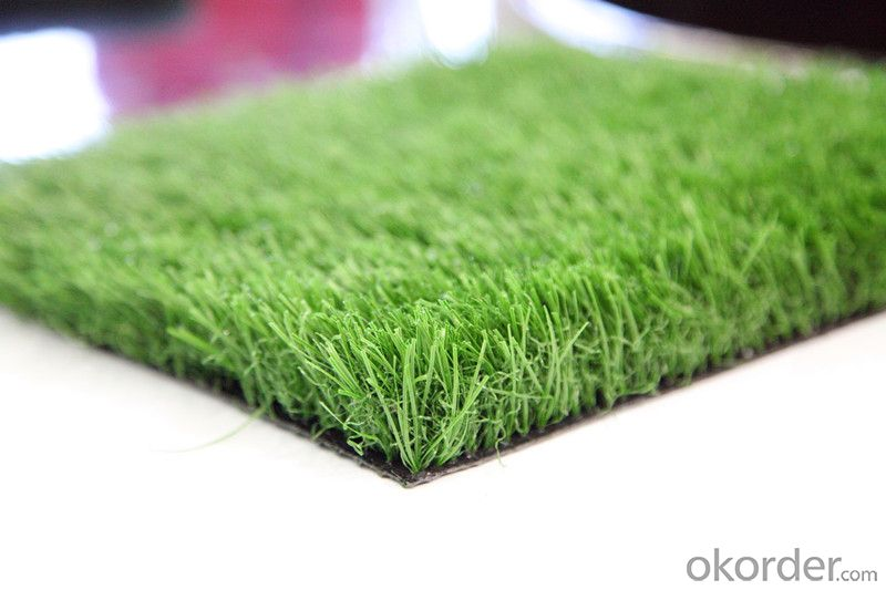 High Traffic Eco Landscaping Synthetic Grass Turf Putting Green , 20mm - 50mm