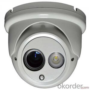 security suveillance and dome cctv camera