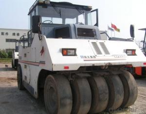 12t Double Drum Road Roller From China