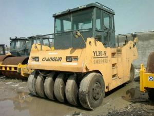 16ton Pneumatic Tyre Static Road Roller