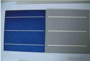 185W Solar Energy System Solar Panel Monocrystalline Silicon Solar Cells.