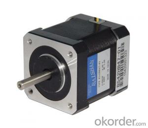 1.8degree NEMA34 2phase 1.7mh Inductance Micror Motor