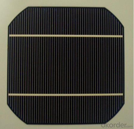 156x156mm A Grade PV Silicon Solar Cell for Solar Panel