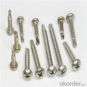 Self Drilling Screw Pan Head,Flat Head,Wafer Head Good Quality