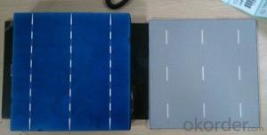 156 x 156mm Polycrystalline Silicon Solar Cell