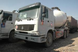 Concrete Mixer Truck 8X4  10cbm to 20cbm Mixing Truck