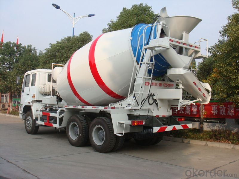 Concrete Mixer Truck Mixing Truck 6X4 / Concrete Mixer Truck