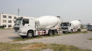 Concrete Mixer Truck 9cbm from China