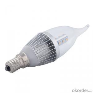 3W LED Candle Light,Warm & Neutral White,EPISTAR