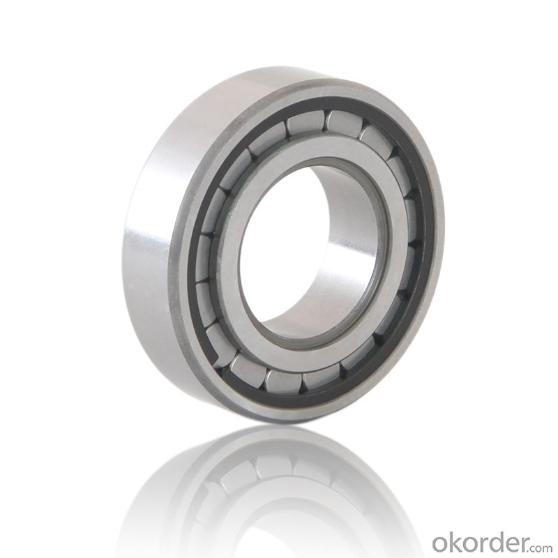 NUP 2204 E,Cylindrical Roller Bearing Used Mower Wheels Bearings